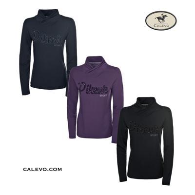 Pikeur - Damen Langarm Shirt AMINA - WINTER 2018 CALEVO.com Shop