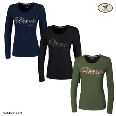 Pikeur - Damen Langarmshirt COLIN - WINTER 2019 CALEVO.com Shop
