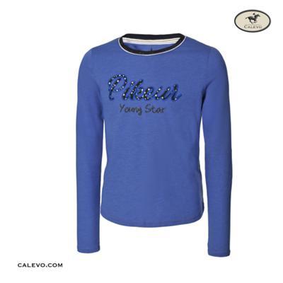 Pikeur - M�dchen Langarm Shirt TAMIA - YOUNG STARS CALEVO.com Shop