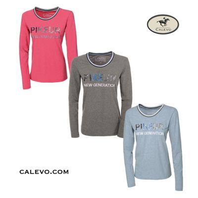 Pikeur - Damen Langarm Shirt GREET - NEW GENERATION CALEVO.com Shop