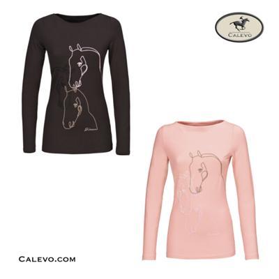 Pikeur - Damen Langarm Shirt BUFFY - PRIME WINTER 2020 CALEVO.com Shop