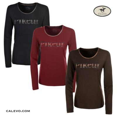 Pikeur - Damen Langarm Shirt TINY - PREMIUM COLLECTION CALEVO.com Shop
