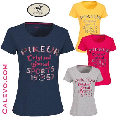 Pikeur - Damen Rundhals Shirt LUISA CALEVO.com Shop