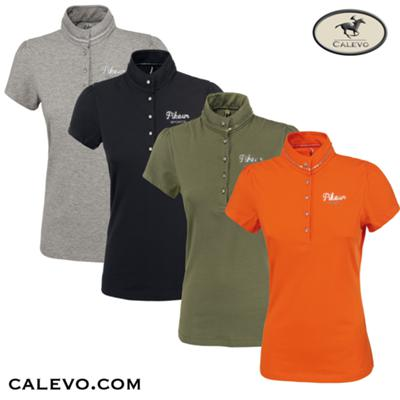 Pikeur - Damen Polo Shirt MINA - SUMMER 2019 CALEVO.com Shop