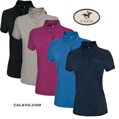 Pikeur - Damen Polo Shirt DANTESS CALEVO.com Shop