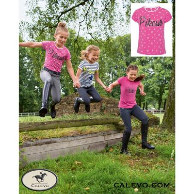 Pikeur - M�dchen Shirt LONI - YOUNG STARS CALEVO.com Shop