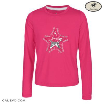 Pikeur - M�dchen Langarm Shirt WINNIE - YOUNG STARS CALEVO.com Shop