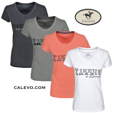 Pikeur - Modisches Rundhals Shirt FELICIA - NEW GENERATION CALEVO.com Shop