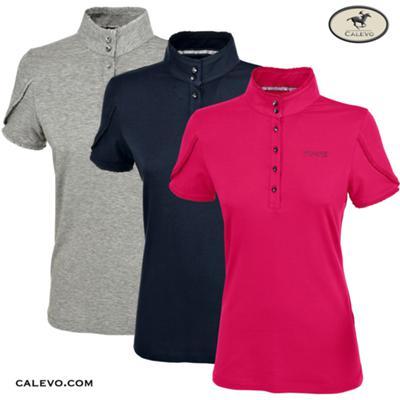 Pikeur - Damen Poloshirt UDELE - PREMIUM COLLECTION CALEVO.com Shop