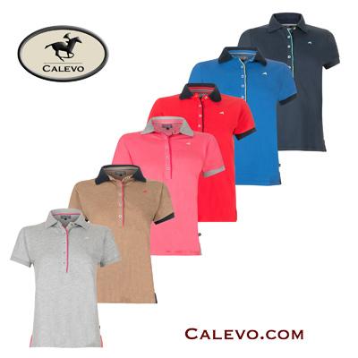 Eurostar - Damen Poloshirt PHILLIS CALEVO.com Shop