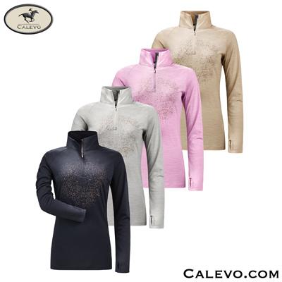 Cavallo - Damen Active-Wool Shirt JAQUELINE CALEVO.com Shop