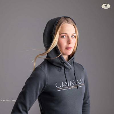 Cavallo - Damen Sweat Hoody BUNA - WINTER 2021 CALEVO.com Shop