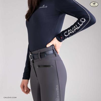 Cavallo - Damen Funktions Shirt BELLY - WINTER 2021 CALEVO.com Shop