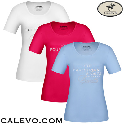 Cavallo - Damen Shirt IVANKA CALEVO.com Shop