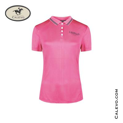 Cavallo - Damen Polo Shirt PINKA - SUMMER 2020 CALEVO.com Shop