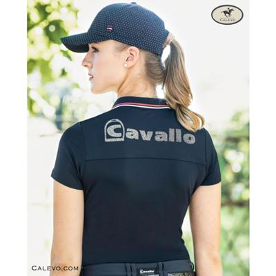 Cavallo - Damen Polo Shirt SEFA - SUMMER 2021 CALEVO.com Shop