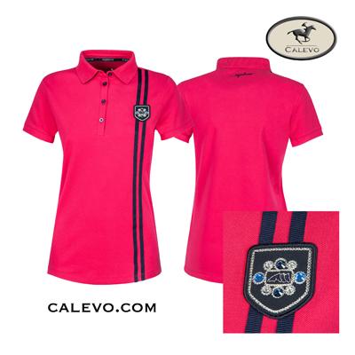 Equiline - Damen Poloshirt ROYAL -- CALEVO.com Shop