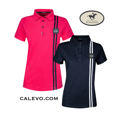 Equiline - Damen Poloshirt ROYAL CALEVO.com Shop