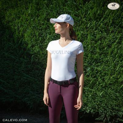 Equiline - Damen Glamour T-Shirt GENESISG - SUMMER 2021 CALEVO.com Shop