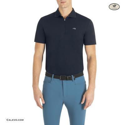 Equiline - Herren Poloshirt CLEMC - SUMMER 2021 CALEVO.com Shop