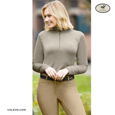 ELT- Damen Funktions Zip Shirt CHESTER - WINTER 2019 CALEVO.com Shop