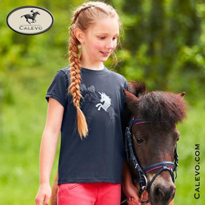 ELT- Kinder T-Shirt GLITTER HEARTS - SUMMER 2020 CALEVO.com Shop