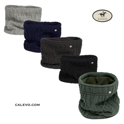 Pikeur - Strick Neckwarmer - WINTER 2018 CALEVO.com Shop