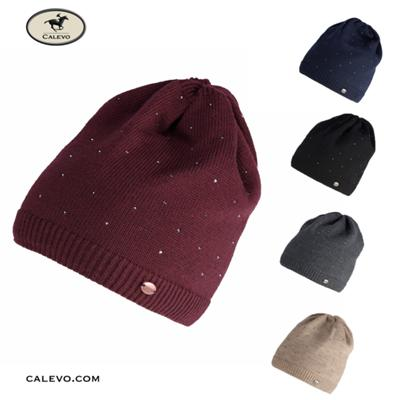 Pikeur - Beanie mit CRYSTALS - WINTER 2020 -- CALEVO.com Shop