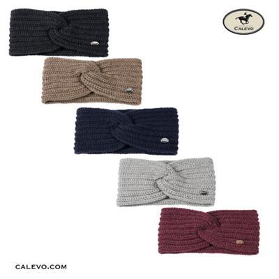 Pikeur - Stirnband mit Knoten  - WINTER 2020 CALEVO.com Shop