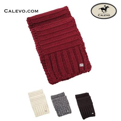 Pikeur - Schal mit breitem Strickrand CALEVO.com Shop