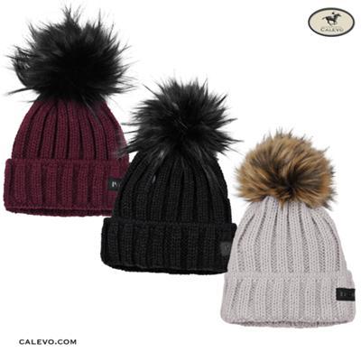 Pikeur - Mütze mit Bommel - NEW GENERATION -- CALEVO.com Shop