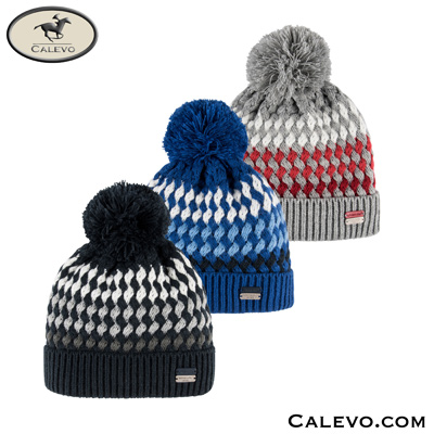Eurostar - Strickm�tze BENDI - WINTER 2017 CALEVO.com Shop