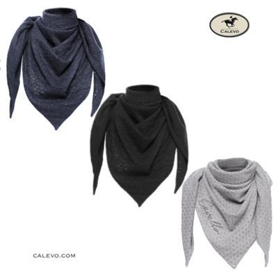 Cavallo - Strick Schal RONDA - WINTER 2020 CALEVO.com Shop