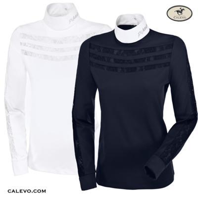 Pikeur - Damen Langarm Turniershirt ADELINA - SUMMER 2019 CALEVO.com Shop