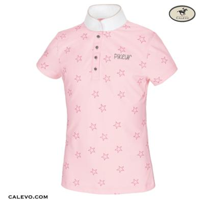 Pikeur - M�dchen Turniershirt FILLY - SUMMER 2019 CALEVO.com Shop