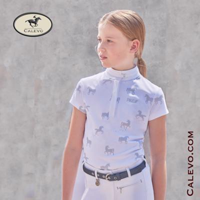 Pikeur - Mädchen Turniershirt TIANA - SUMMER 2020 CALEVO.com Shop