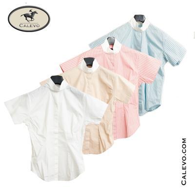CBL - Kurzarm Damen Reit-Bluse RIDER PRO CALEVO.com Shop