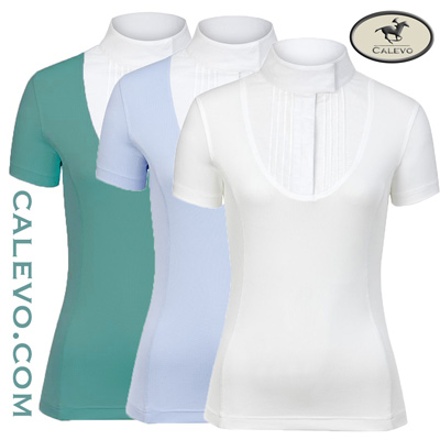 Cavallo - Damen Funktions Turniershirt DARIA CALEVO.com Shop