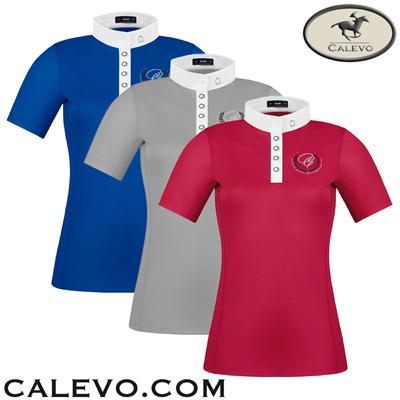 Cavallo - Damen Funktions Turniershirt ISABELLA CALEVO.com Shop