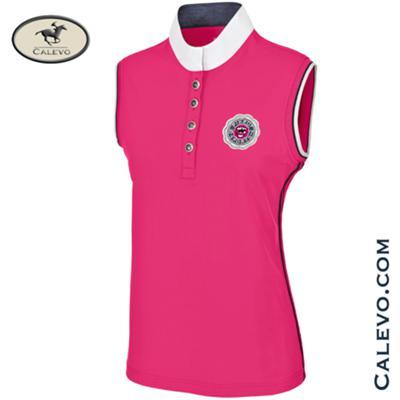 Pikeur - Damen Turniershirt ohne Arm mit Schmuckknöpfen CALEVO.com Shop