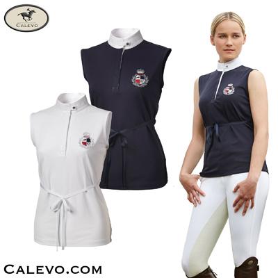 Pikeur - Modisches Damen Turniershirt mit Tailleng�rtel CALEVO.com Shop