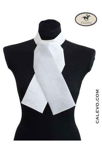 Satin Plastron CALEVO.com Shop
