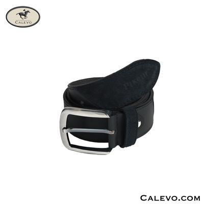 Pikeur - Ledergürtel mit mattierter Schnalle -- CALEVO.com Shop