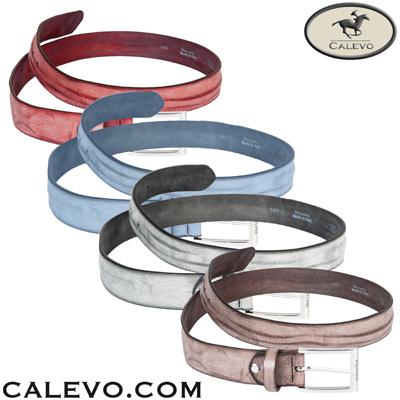Equiline - Leder G�rtel BLAIR CALEVO.com Shop