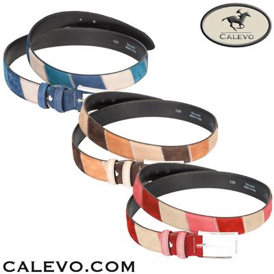 Equiline - Leder G�rtel SIDNEY CALEVO.com Shop