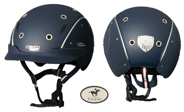 Casco - Reithelm SPIRIT 3 CRYSTAL