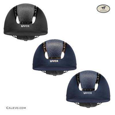Uvex - PREMIUM Reithelm SUXXEED JUWEL CALEVO.com Shop