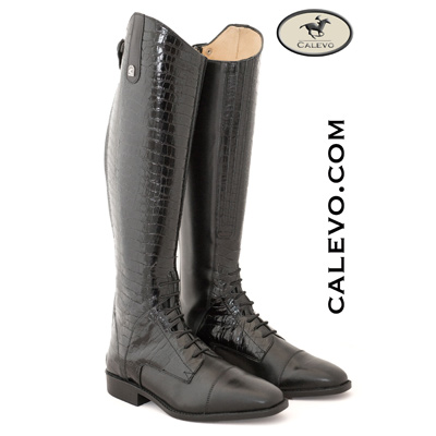 Cavallo -  Schn�rstiefel Junior Jump Edition CROCO CALEVO.com Shop
