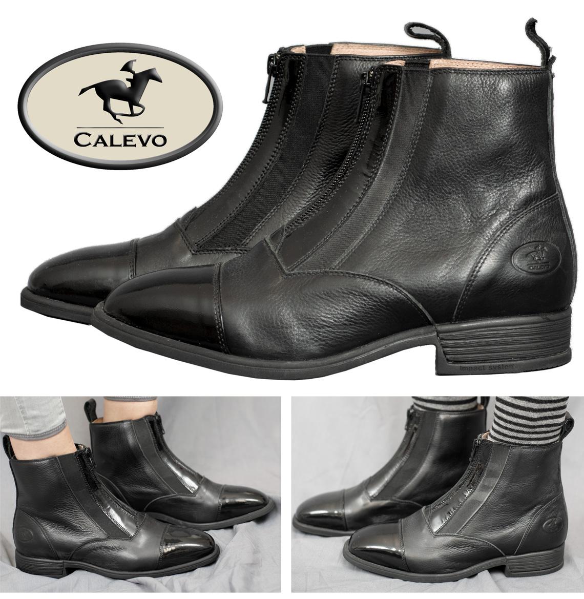Calevo - LACK Stiefelette PARIS
