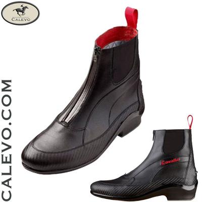 Cavallo - Stiefelette CARBON ZIP -- CALEVO.com Shop